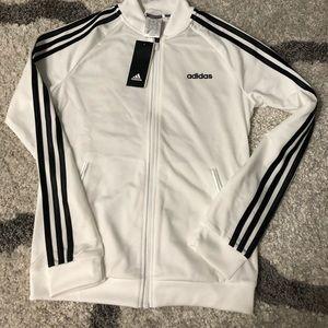 Adidas ladies jacket size S XL